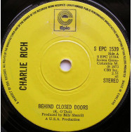 Charlie Rich ‎– Behind Closed Doors