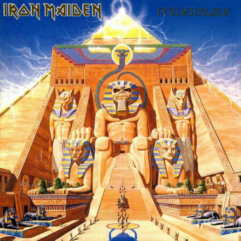 Iron Maiden – Powerslave