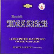 Georg Friedrich Händel - The London Philharmonic Orchestra And The London Philharmonic Choir, Douglas Gamley - Messiah