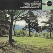 Kodály, London Philharmonic, Solti – Peacock Variations / Háry János Suite / Dances Of Galánta