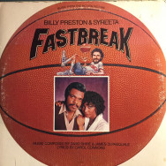 """Billy Preston & Syreeta  - Music From The Motion Picture """"Fast Break"""""""
