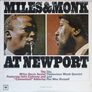 """The Miles Davis Sextet Featuring John Coltrane And """"Cannonball"""" Adderley – Miles & Monk At Newport"""
