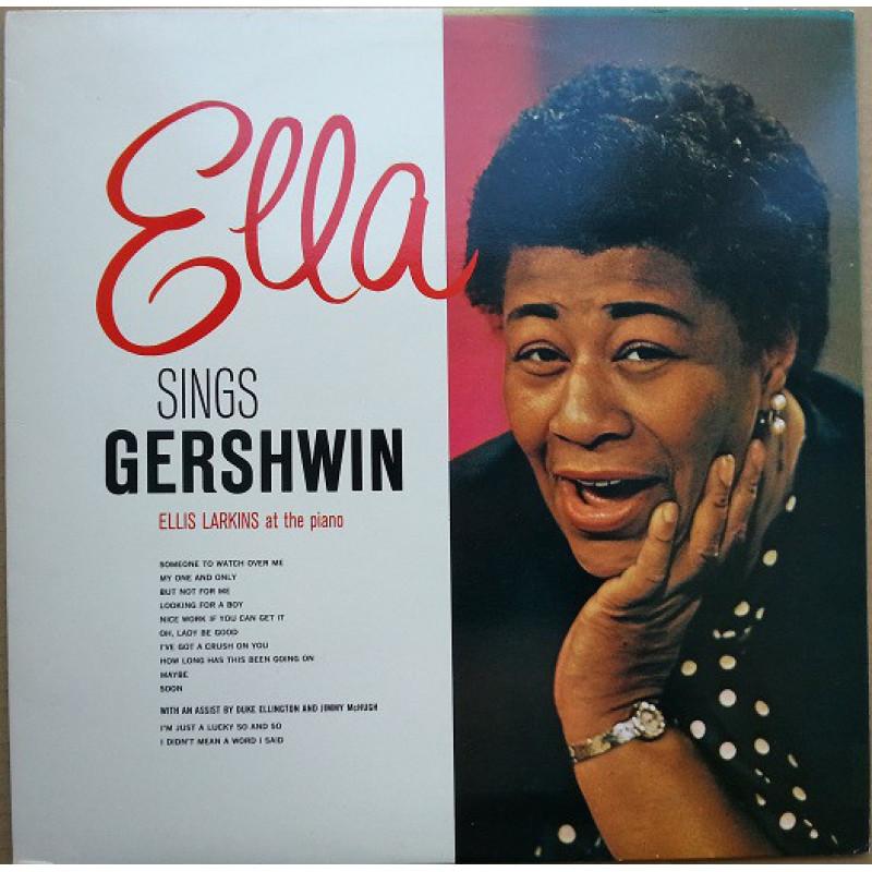 Ella Fitzgerald – Ella Sings Gershwin