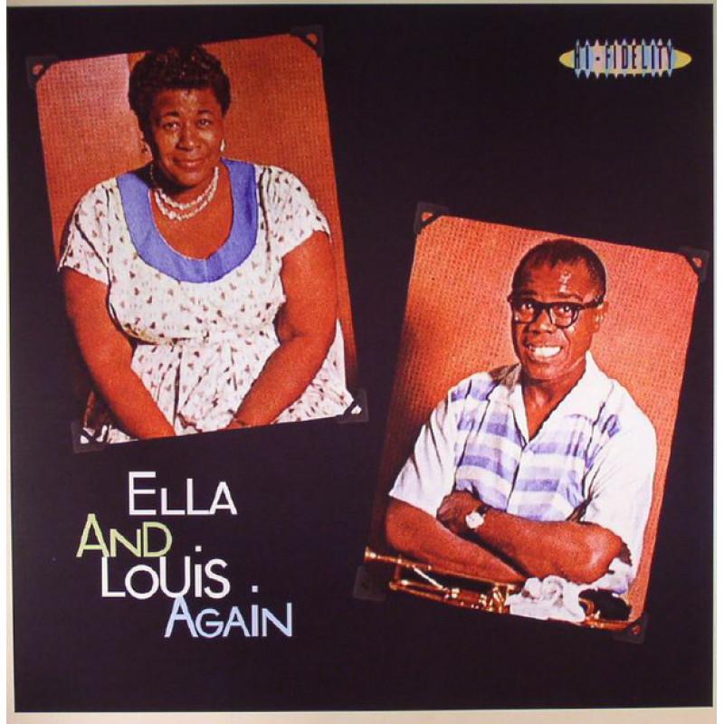 Ella Fitzgerald & Louis Armstrong – Ella And Louis Again