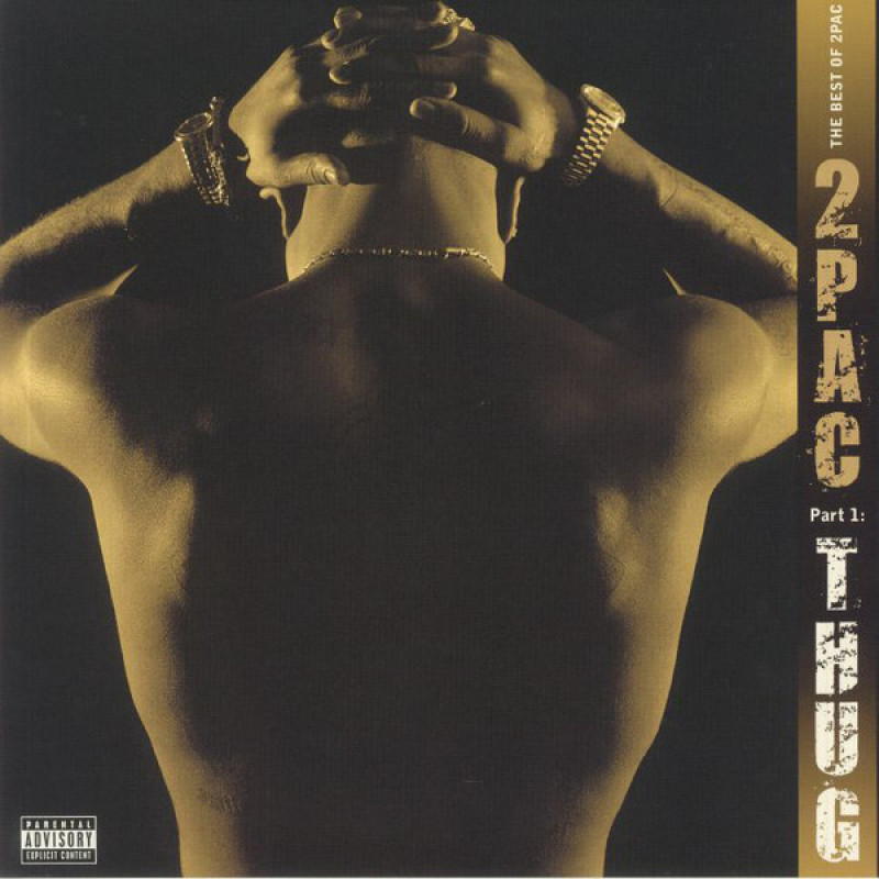 2Pac – The Best Of 2Pac - Part 1: Thug