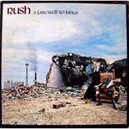 Rush – A Farewell To Kings